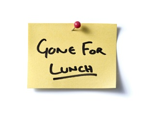 The Lunch Chronicles