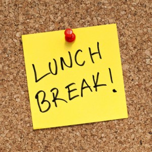 Lunch Break Chronicles